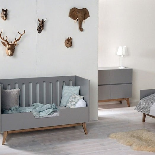 Chambre Trendy Griffin Grey